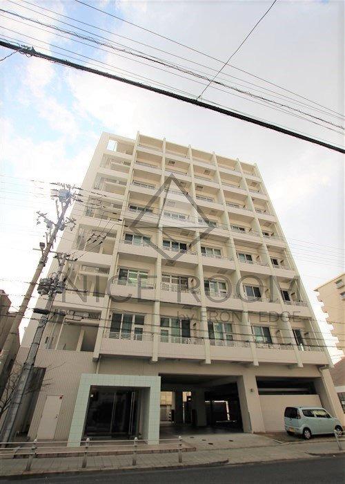 姫島 徒歩4分 5階 1R 賃貸マンション