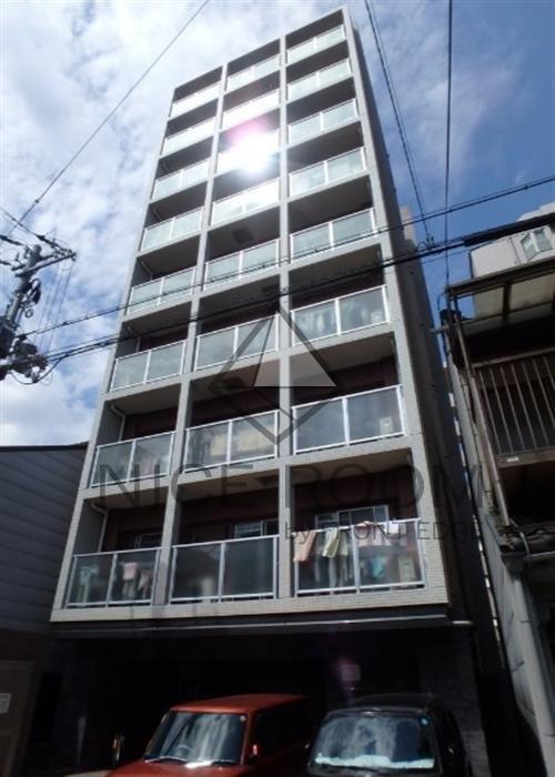 文の里 徒歩15分 6階 1K 賃貸マンション