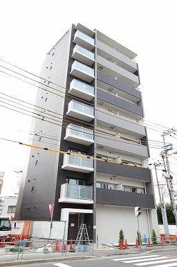 野田阪神 徒歩7分 6階 1K 賃貸マンション