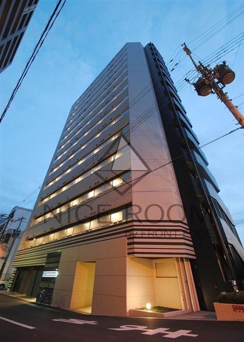 本町 徒歩18分 8階 1K 賃貸マンション