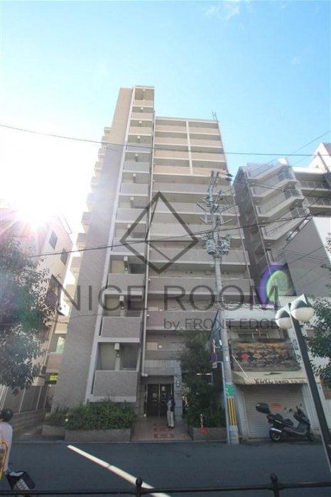四天王寺前夕陽ヶ丘 徒歩10分 6階 2K 賃貸マンション