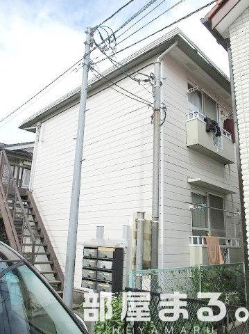 松陰神社前 徒歩10分 2階 1R 賃貸アパート