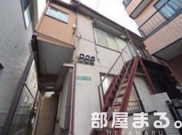 京成小岩 徒歩25分 2階 1R 賃貸アパート
