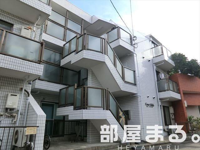 クレストヒルズ横濱三ツ沢WEST 賃貸マンション