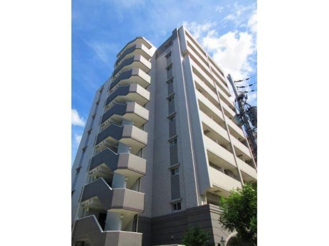 京橋 徒歩5分 4階 1K 賃貸マンション