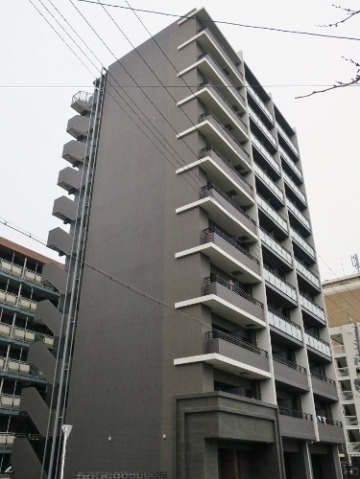 京橋 徒歩12分 3階 1K 賃貸マンション