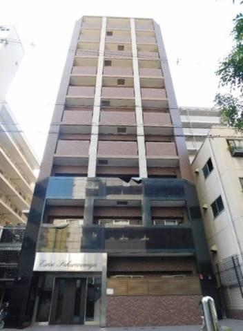 京橋 徒歩10分 8階 1K 賃貸マンション