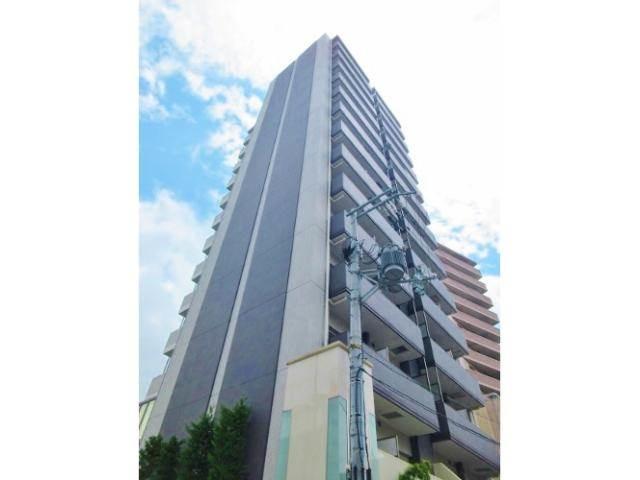 大阪上本町 徒歩5分 10階 1K 賃貸マンション
