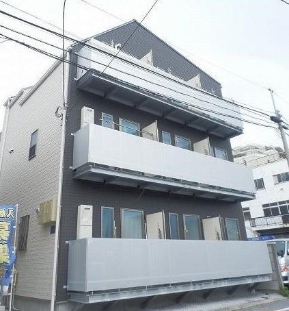 東長崎 徒歩6分 3階 1K 賃貸アパート