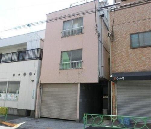中野新橋 徒歩4分 2階 1K 賃貸マンション