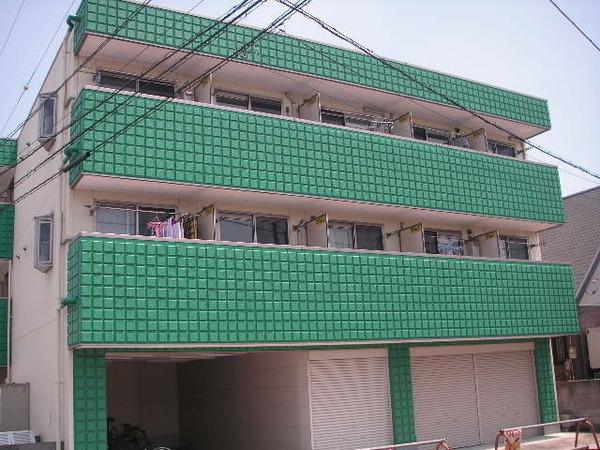 新越谷 徒歩15分 3階 1K 賃貸マンション