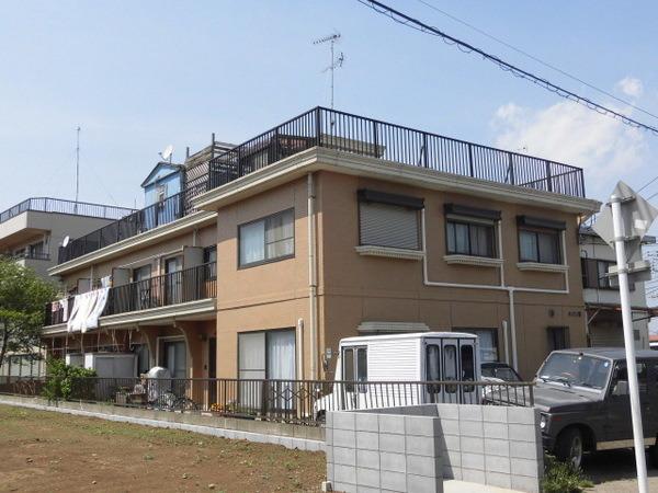 都賀 徒歩30分 2階 2DK 賃貸アパート