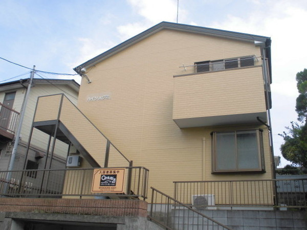 都賀 徒歩3分 2階 1K 賃貸アパート
