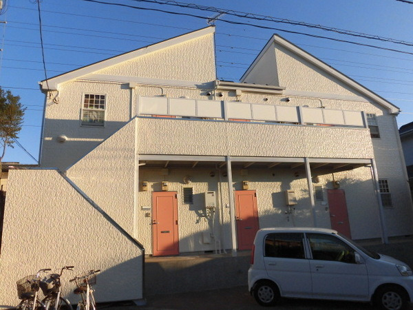 四街道 徒歩30分 1階 2DK 賃貸アパート