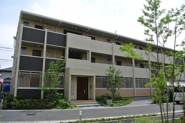 ロイジェントパークス レイクタウン H 賃貸アパート