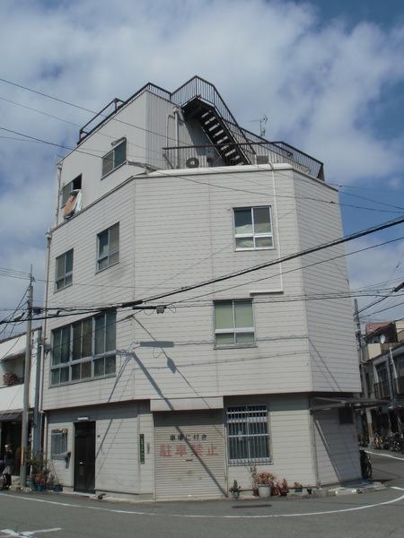 西九条 徒歩17分 3階 2DK 賃貸マンション