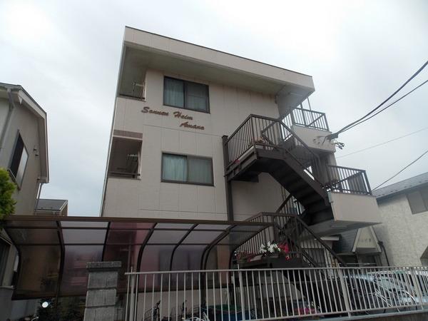 新田 徒歩29分 2階 1R 賃貸マンション