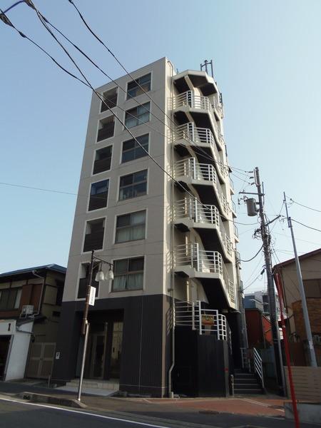 湘南江の島 徒歩3分 5階 1R 賃貸マンション