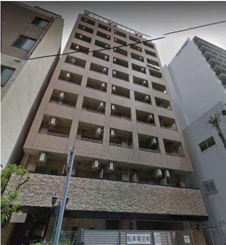 神戸 徒歩3分 10階 1K 賃貸マンション