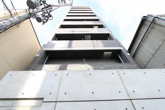 なんば 徒歩20分 4階 1K 賃貸マンション