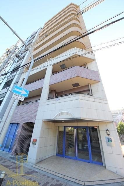 扇町 徒歩5分 11階 1DK 賃貸マンション