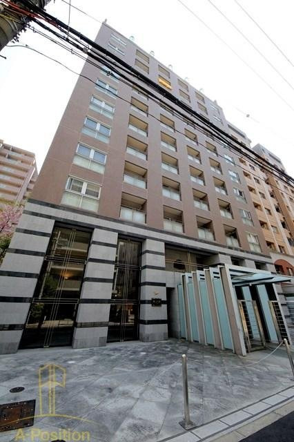 渡辺橋 徒歩10分 4階 1K 賃貸マンション