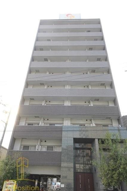 中津 徒歩6分 7階 1DK 賃貸マンション