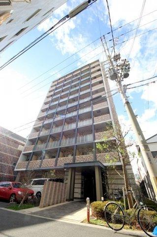 野田阪神 徒歩8分 3階 1K 賃貸マンション