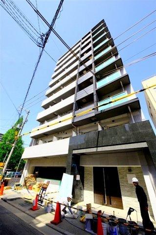 野田阪神 徒歩8分 7階 1K 賃貸マンション