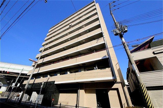 福島 徒歩10分 3階 1K 賃貸マンション