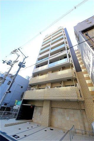 大阪 徒歩10分 6階 1K 賃貸マンション