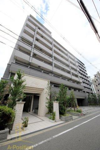 新福島 徒歩8分 4階 1K 賃貸マンション