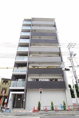 野田阪神 徒歩7分 8階 1K 賃貸マンション