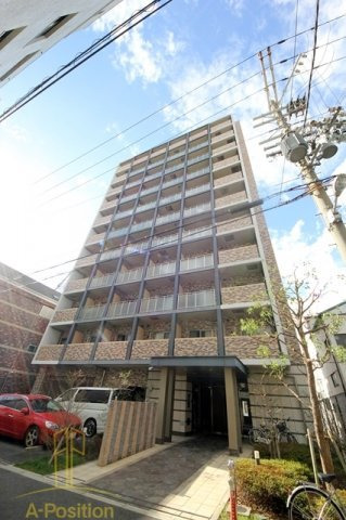 野田阪神 徒歩7分 7階 1DK 賃貸マンション