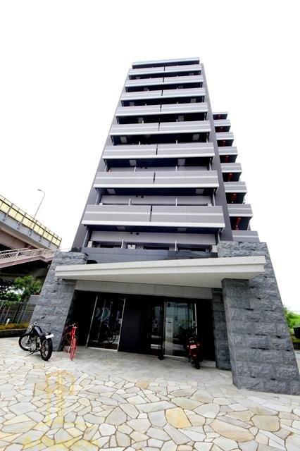 中津 徒歩9分 5階 1K 賃貸マンション