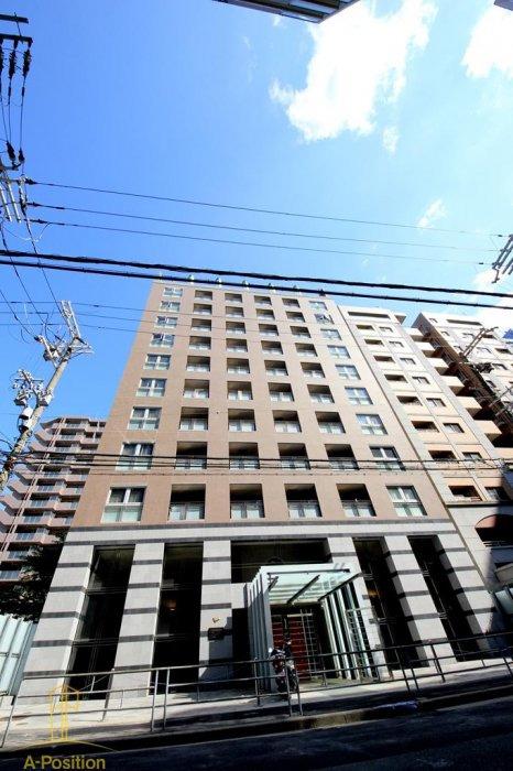 渡辺橋 徒歩10分 6階 1DK 賃貸マンション