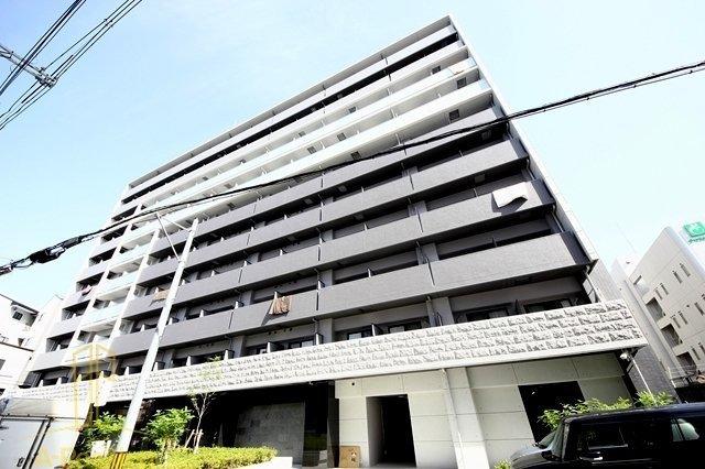 野田阪神 徒歩10分 8階 1K 賃貸マンション