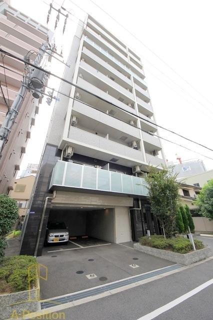 野田阪神 徒歩2分 5階 1K 賃貸マンション