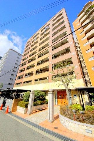梅田 徒歩7分 7階 1K 賃貸マンション