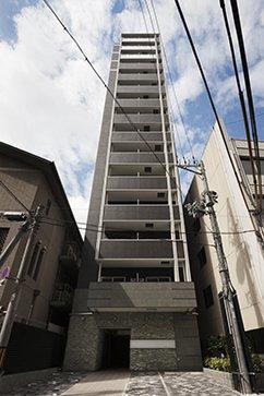 梅田 徒歩6分 6階 1K 賃貸マンション