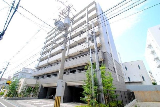 新福島 徒歩8分 5階 1R 賃貸マンション