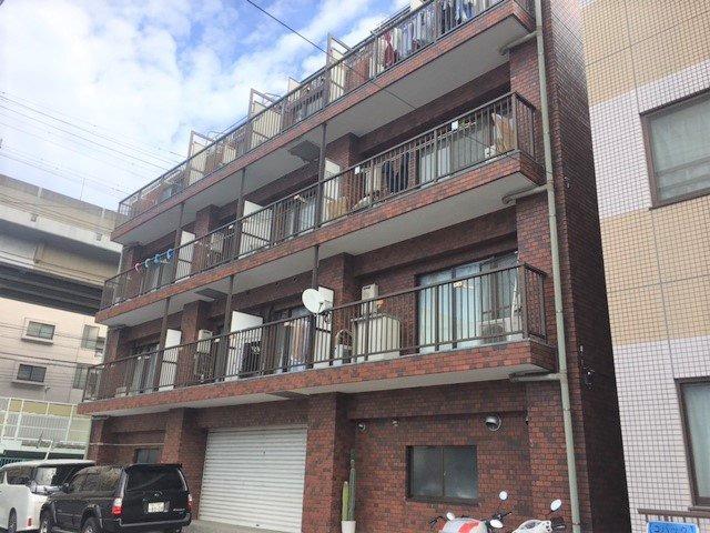葛西 徒歩22分 4階 1DK 賃貸マンション