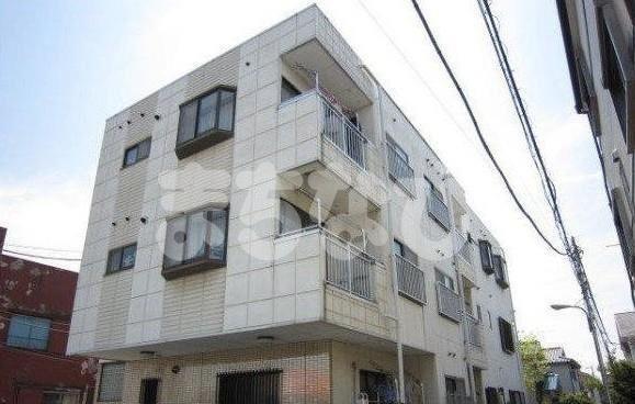 葛西 徒歩24分 3階 2DK 賃貸マンション