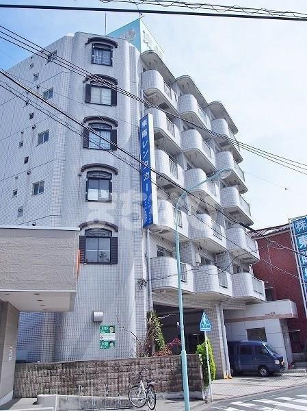 西葛西 徒歩10分 3階 2DK 賃貸マンション
