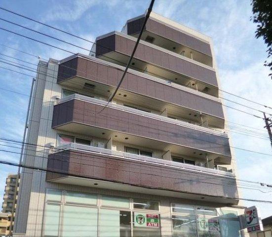 南砂町 徒歩3分 4階 1K 賃貸マンション