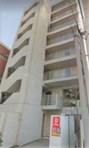 大島 徒歩9分 4階 1K 賃貸マンション