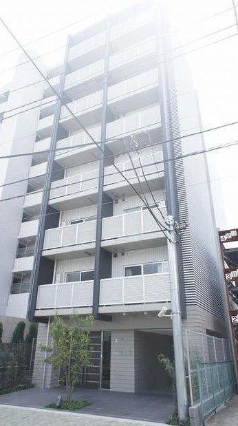 清澄白河 徒歩7分 2階 1K 賃貸マンション