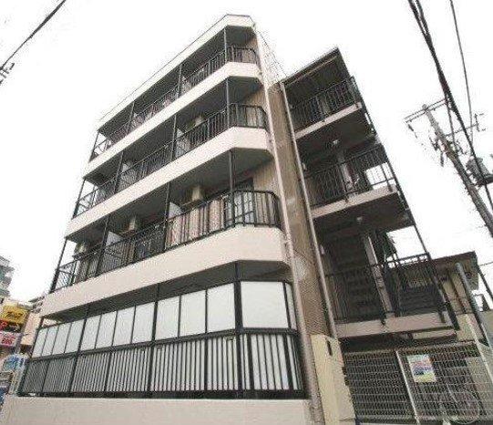 葛西 徒歩7分 4階 1K 賃貸マンション
