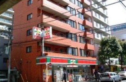 葛西 徒歩14分 4階 1K 賃貸マンション