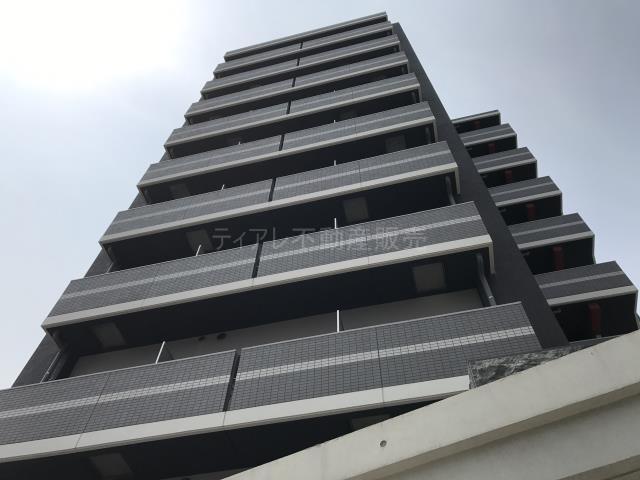 中津 徒歩12分 6階 1R 賃貸マンション